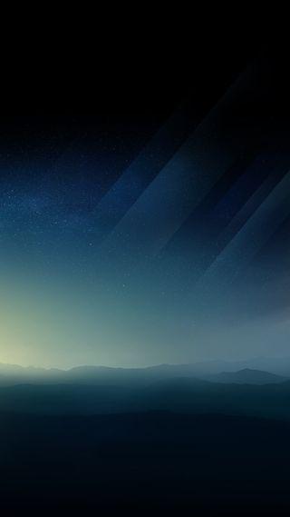 Обои на телефон космос, горизонт, space horizon, hd