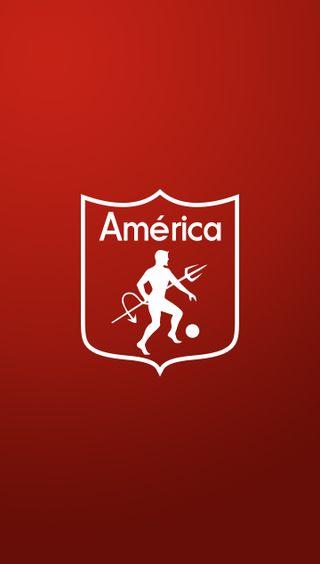 Обои на телефон футбольные, колумбия, америка, cali, america de cali