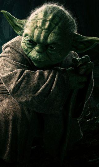 Обои на телефон сила, йода, джедай, мастер, звезда, войны, the force, star wars