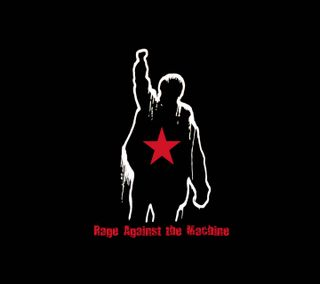 Обои на телефон ярость, икона, рок, панк, музыка, машина, кулак, красые, классика, звезда, жесткие, группа, red star, rage against the machine, punk rock, power, hard rock, against, 90е