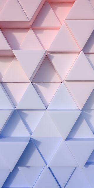 Обои на телефон шаблон, фон, треугольники, геометрические, абстрактные, 3д, 3d, 3angles