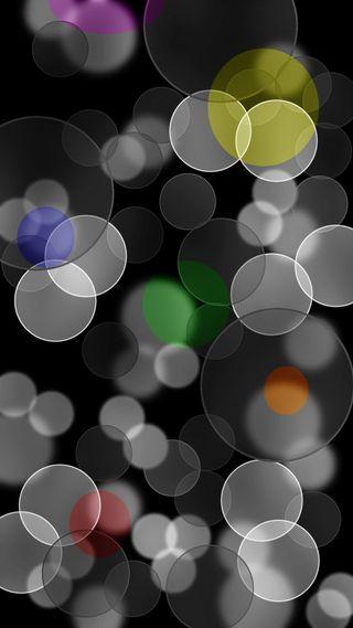Обои на телефон пузыри, фон, круглые, круги, дизайн