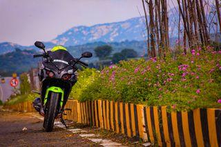 Обои на телефон мотоциклы, байк, team24bikers, stunt, rs200, mujju24