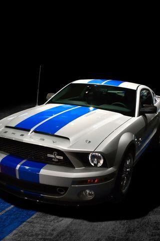 Обои на телефон 500, fast, ford, gt, синие, машины, супер, форд, гоночные, мускул, шелби, кобра
