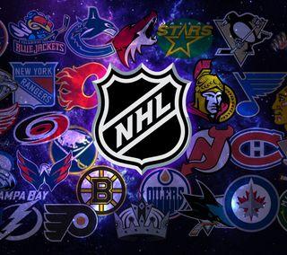 Обои на телефон хоккей, нхл, команда, nhl