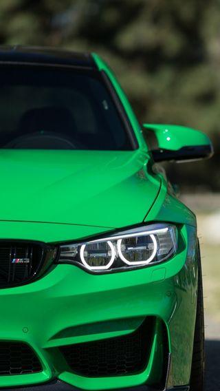Обои на телефон м3, машины, зеленые, бмв, авто, bmw