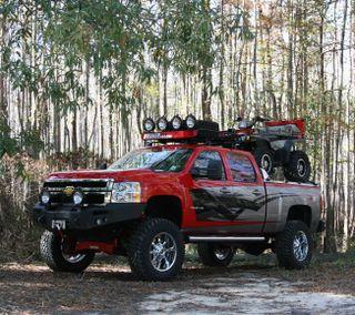 Обои на телефон шевроле, грузовики, грузовик, wheeler, trucks bucks 10, pickup, four, diamondback