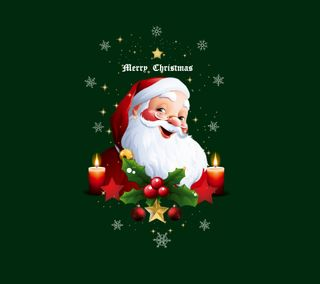 Обои на телефон санта, рождество, праздник, christmas 61