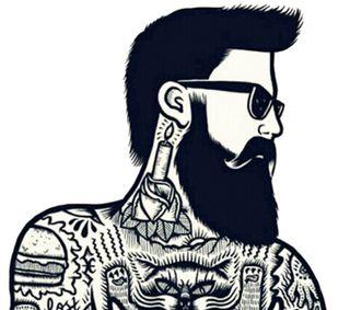 Обои на телефон хипстер, сумасшедшие, новый, крутые, tattoos