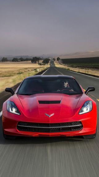 Обои на телефон шевроле, машины, корвет, автомобили, chevrolet corvette