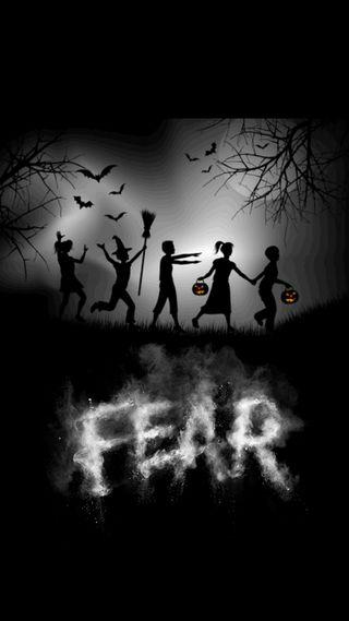 Обои на телефон хэллоуин, темные, страх, holid