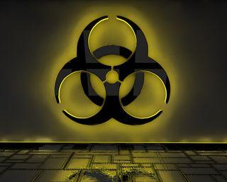 Обои на телефон опасные, ультра, символ, радиоактивный, неоновые, radioctive, radioactivo, radio, 3д, 3d
