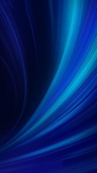 Обои на телефон фон, сяоми, стандартные, синие, абстрактные, xiaomi, miui 9