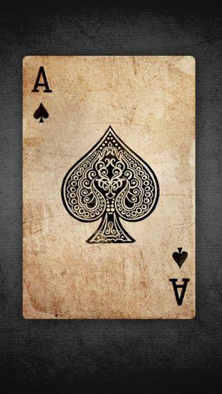 Обои на телефон туз, песня, карты, игра, высокий, aces high, ace of spades