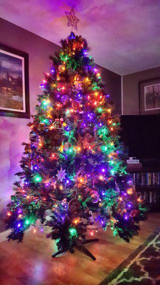 Обои на телефон сезон, рождество, tis the season, 2017