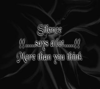 Обои на телефон тишина, цитата, слова, правда, любовь, жизнь, грустные, sad quote, love