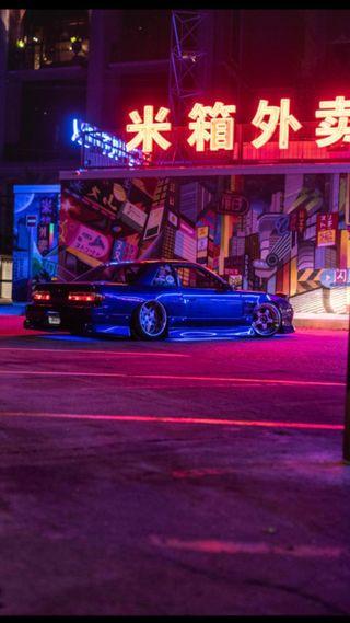Обои на телефон японские, машины, горизонт, skyline, jdm wallpaper