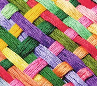 Обои на телефон волна, цветные, крутые, дизайн, арт, абстрактные, woolen art, wool, skill, art