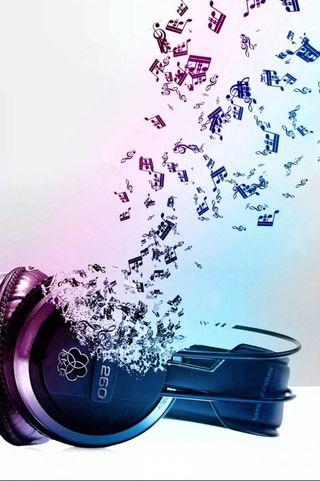 Обои на телефон душа, музыка, soul of music