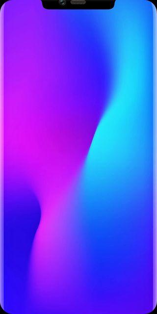 Обои на телефон галактика, выемка, айфон, pixel, iphone, galaxy, fake