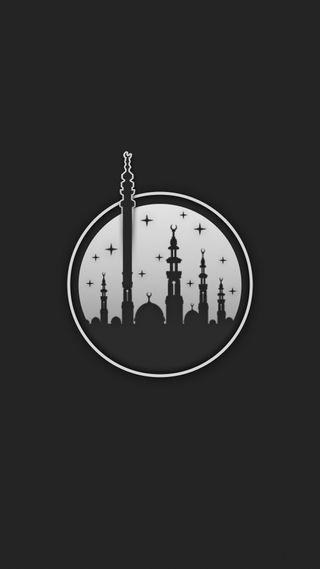 Обои на телефон мечеть, черные, рамадан, мусульманские, исламские, ислам, бог, арабские, аллах, islamic mosque, 2017