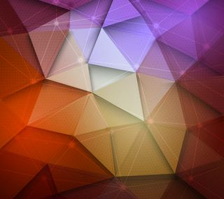 Обои на телефон многоугольник, формы, треугольники, треугольник, абстрактные, 3д, 3d