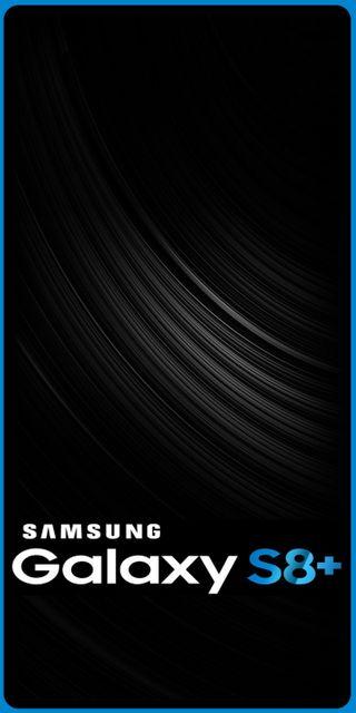 Обои на телефон s6, s6edge, s7, s7edge, s8, s8plus, samsung, galaxy s8 plus blue, черные, синие, галактика, самсунг, неоновые, технология, элегантные, граница
