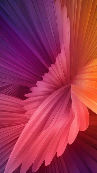 Обои на телефон фиолетовые, сяоми, стандартные, розовые, ми, абстрактные, xiaomi mi 5c, xiaomi, 3д, 3d