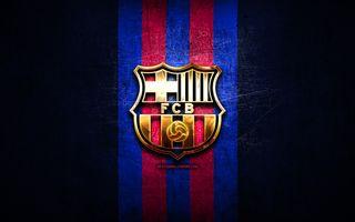 Обои на телефон барса, футбольные, футбол, логотипы, клуб, золотые, барселона