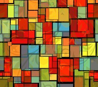 Обои на телефон abstract cubes, абстрактные, цветные, фон, кубы