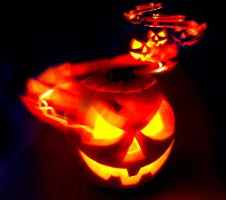 Обои на телефон ужасные, хэллоуин, spooky  halloween