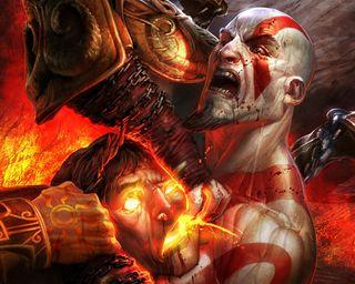 Обои на телефон кратос, игра, война, видео, бог, playstation, kratos gow, god of war