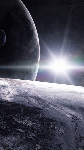 Обои на телефон планеты, космос, другие, space and planets