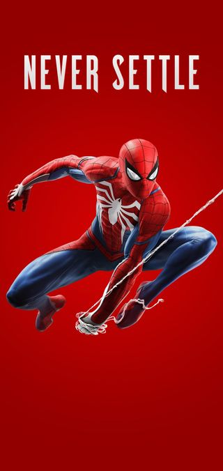 Обои на телефон человек паук, супергерои, решить, пс4, никогда, марвел, игра, возвращение домой, ps4, never settle, oneplus never settle, oneplus, marvel