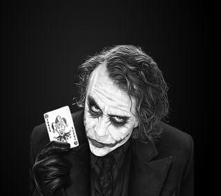 Обои на телефон джокер, темные, ночь