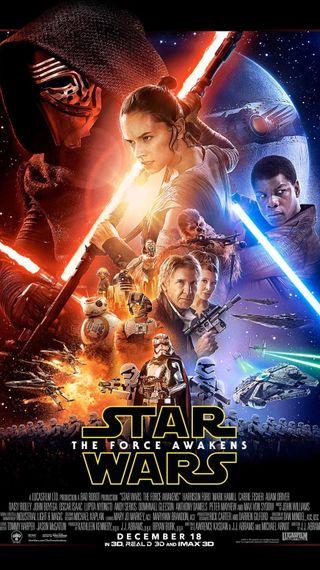 Обои на телефон постер, фильмы, сила, звезда, войны, star wars