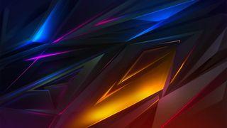 Обои на телефон цвета, сияние, красочные, желтые, абстрактные, hd, abstract colours