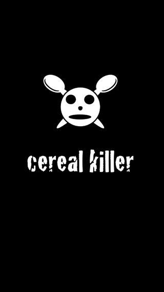 Обои на телефон киллер, забавные, cereal killer, cereal