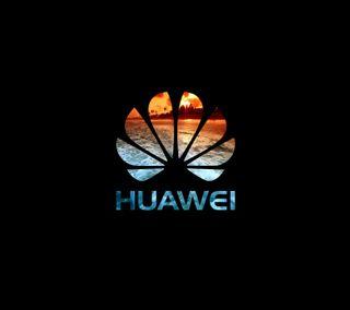 Обои на телефон черные, хуавей, синие, любовь, лучшие, крутые, красые, love, huawei the best, huawei, dr