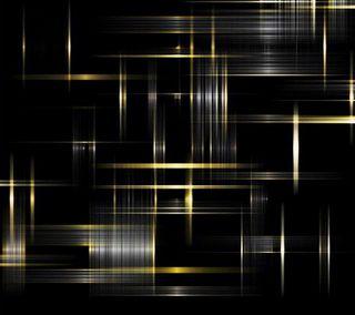 Обои на телефон черные, золотые, дизайн, black gold design, 2160x1920