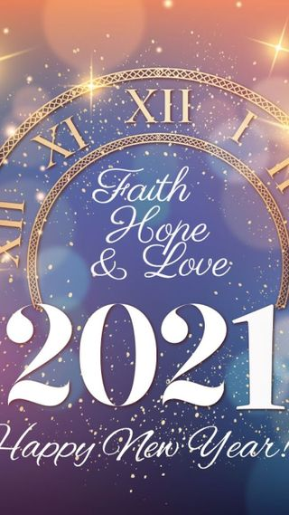 Обои на телефон год, новый, new year 2021, new yea4, 2021