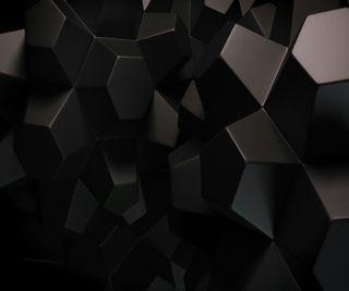 Обои на телефон формы, темные, абстрактные, paradox