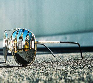 Обои на телефон тени, солнечные очки, отражение, новый, наслаждаться, абстрактные, hd, 3д, 3d, 2013