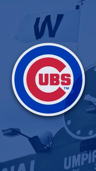 Обои на телефон бейсбол, спорт, поле, логотипы, команда, wrigley field cubs