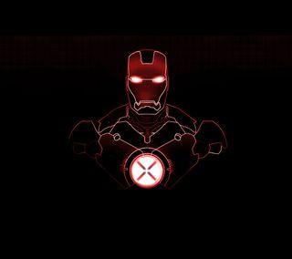 Обои на телефон логотипы, красые, железный, nexus, lg, iron nexus 5