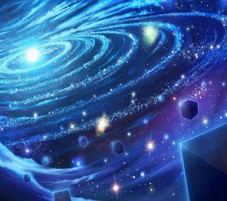 Обои на телефон графика, приятные, планеты, луна, космос, земля, звезды, галактика, hd, galaxy, 3д, 3d galaxy graphics, 3d, 2013