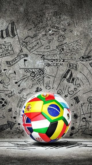 Обои на телефон россия, чашка, футбол, мир, америка, dslr, 4k