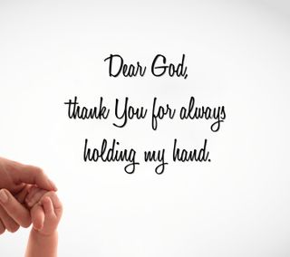 Обои на телефон рука, ты, приятные, поговорка, новый, жизнь, бог, dear god