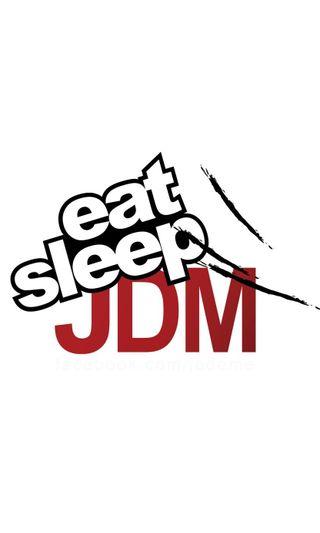 Обои на телефон сон, ешь, дрифт, jdm, eat sleep jdm