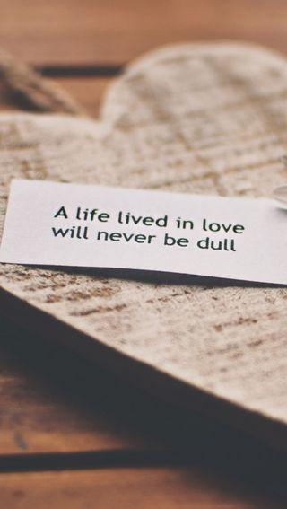 Обои на телефон будь, цитата, никогда, любовь, жизнь, never be dull, love, dull